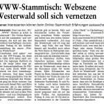 Vorbericht der Rheinzeitung 05.06.2012